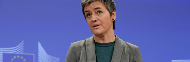 Vestager stops illegal tax rebates for ports